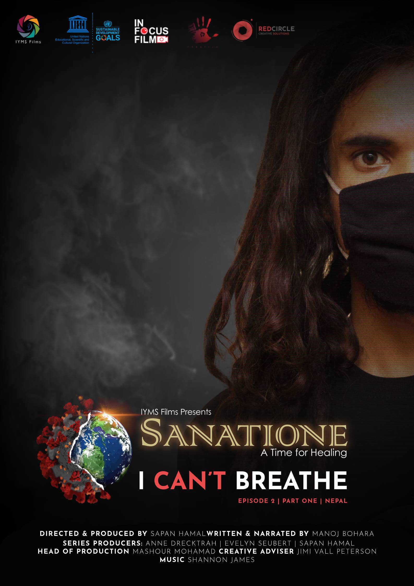 2. I Can't Breathe (Part 1)